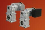 Новая серия компактных цилиндрических мотор-редукторов с паралельными валами серии KFT