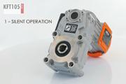 KFT105 Transtecno - мотор-редуктор будущего