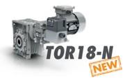 Новый поворотный концевой выключатель TOR18-N